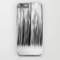 Trees | Black and White iPhone 6 Slim Case