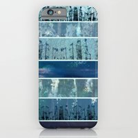 Abstract Sea City iPhone 6 Slim Case