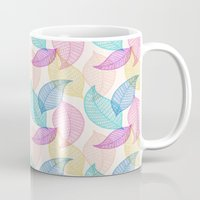 Leafy. Mug