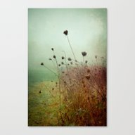 A Dense Fog Surrounded H… Canvas Print