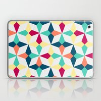 FloralGeometric Laptop & iPad Skin