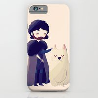 iPhone Cases featuring Night Gathers by Nan Lawson