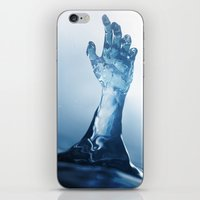 Come with the rain iPhone & iPod Skin