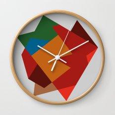 Chinatown Wall Clock