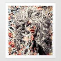 Hide Art Print