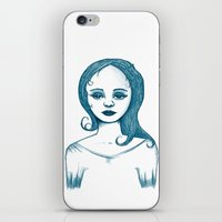 Monotone I iPhone & iPod Skin
