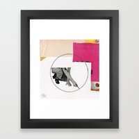 Draw It 2 Framed Art Print