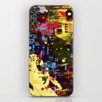 Circuit Board Lost iPhone & iPod Skin