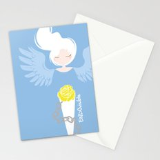Endometriosis & Depression Stationery Cards