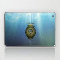 Steampunk Submarine Laptop & iPad Skin