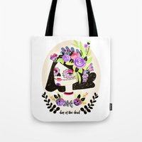 Day of the Beautiful Dead  Tote Bag