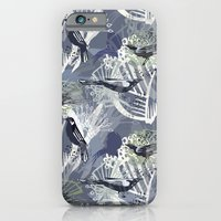 Birds Pattern iPhone 6 Slim Case