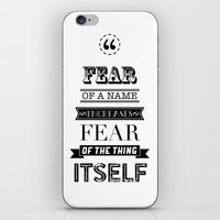 Hp Quotes: Philosophers … iPhone & iPod Skin