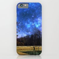 iPhone & iPod Case featuring Reservoir Galactica  by DeLayne