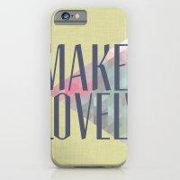 Make Lovely // Leaf iPhone 6 Slim Case