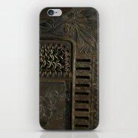 Brass Era iPhone & iPod Skin