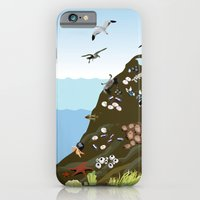 iPhone & iPod Case featuring Southern California Tide Pool Explorer's Guide by Natasha Alexandra Englehardt