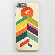 Lingering Mountains iPhone 6 Slim Case