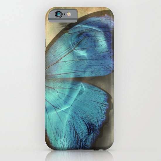 Lady Butterfly  iPhone & iPod Case