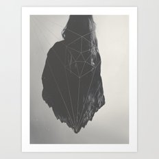 Nebula Quiescence Art Print