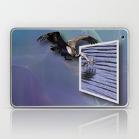 What A Catch Laptop & iPad Skin