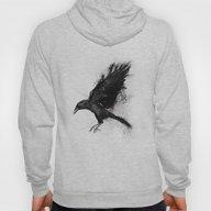 Crow Hoody