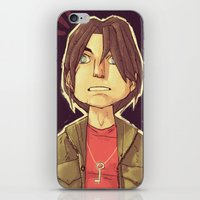 Eerie Indiana iPhone & iPod Skin
