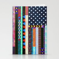 Boho America Stationery Cards
