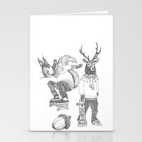 F*** your christmas Stationery Cards