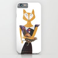 iPhone & iPod Case featuring Miss sneaky by Lydia Coventry