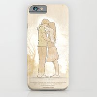 iPhone & iPod Case featuring Extinction by beardasaurus