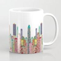 New York Modern  Mug