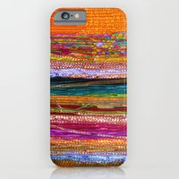 iPhone Cases featuring Indian Colors by Joke Vermeer
