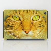 SPARKLE CAT iPad Case