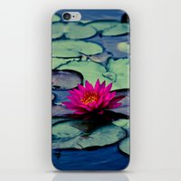 Twilight At The Lily Pon… iPhone & iPod Skin