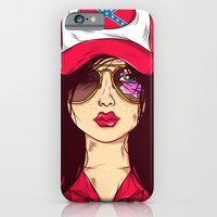 Dangerous Girls - Rednec… iPhone 6 Slim Case