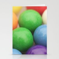 Gumball Pit Stationery Cards