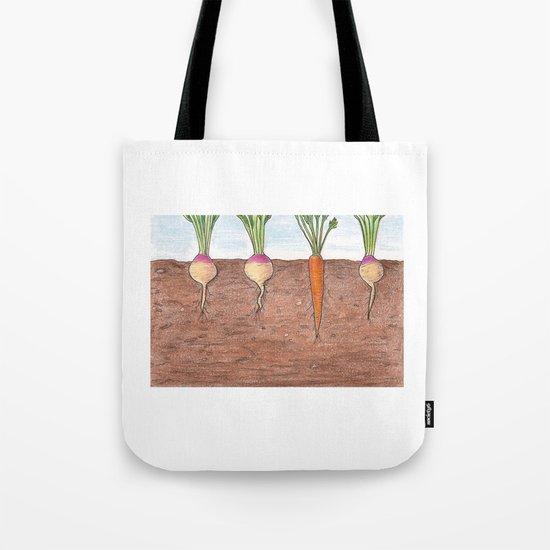 Subterranean Tote Bag