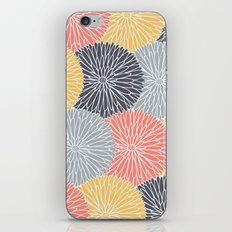 Flower Infusion iPhone & iPod Skin