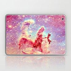 Galaxy: the pillars of creation nebula Laptop & iPad Skin