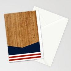 Vintage Rower Ver. 1 Stationery Cards