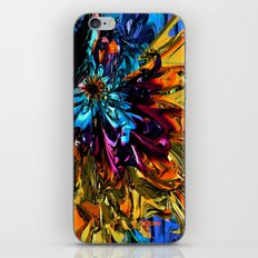 A Little Splash of Color iPhone & iPod Skin