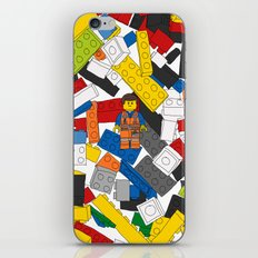 The Lego Movie iPhone & iPod Skin