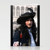 Patrician Pirate Stationery Cards