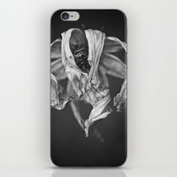 Permanence is an Illusion iPhone & iPod Skin