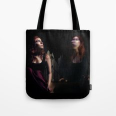 Bed Tote Bag