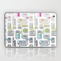 Electronica Laptop & iPad Skin