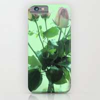 iPhone & iPod Case featuring roses  by Cloud Rainbow