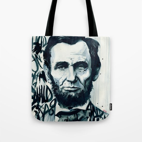 Lincoln A.D. 2012 Tote Bag