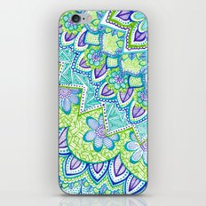 Sharpie Doodle 2 iPhone & iPod Skin